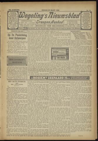 Zeeuwsch Nieuwsblad/Wegeling's Nieuwsblad 1929-03-29
