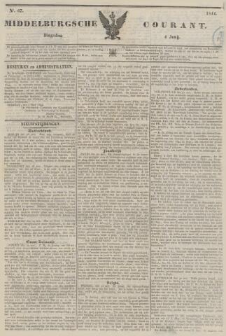 Middelburgsche Courant 1844-06-04