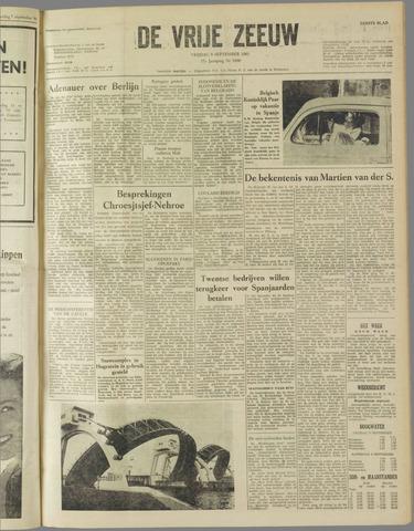 de Vrije Zeeuw 1961-09-08