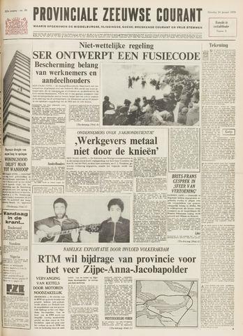 Provinciale Zeeuwse Courant 1970-01-24