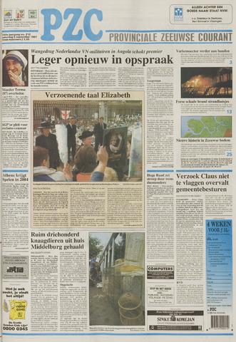Provinciale Zeeuwse Courant 1997-09-06