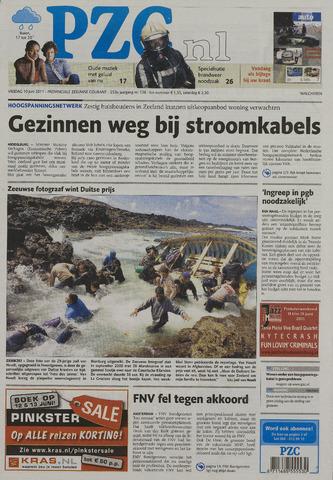 Provinciale Zeeuwse Courant 2011-06-10