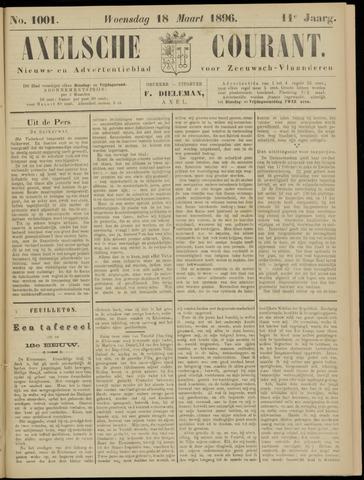 Axelsche Courant 1896-03-18