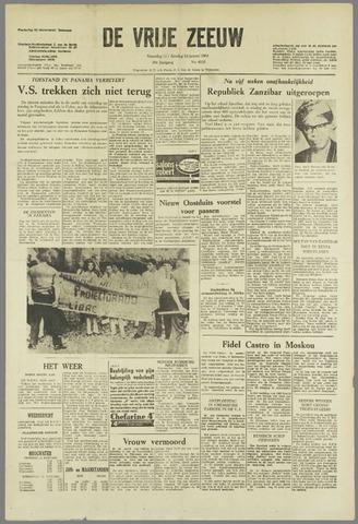 de Vrije Zeeuw 1964-01-13