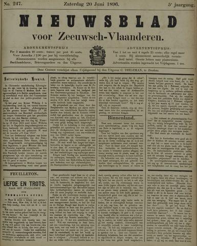 Nieuwsblad voor Zeeuwsch-Vlaanderen 1896-06-20