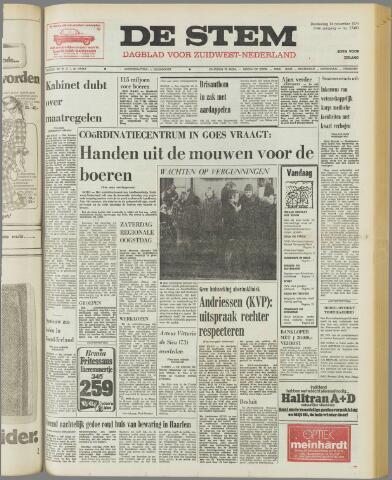 de Stem 1974-11-14