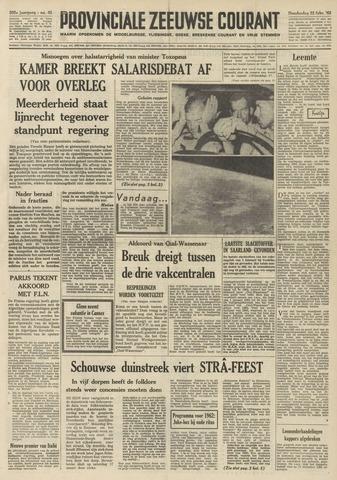 Provinciale Zeeuwse Courant 1962-02-22