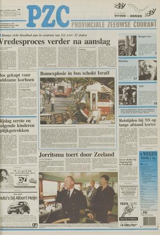 Provinciale Zeeuwse Courant 1994-10-20