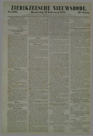 Zierikzeesche Nieuwsbode 1873-02-13