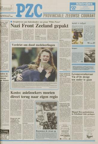 Provinciale Zeeuwse Courant 1993-11-19
