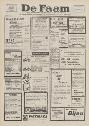 de Faam en de Faam/de Vlissinger 1969-07-03
