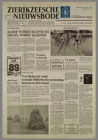 Zierikzeesche Nieuwsbode 1975-08-14