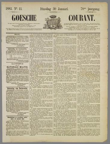 Goessche Courant 1883-01-30