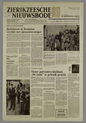 Zierikzeesche Nieuwsbode 1976-04-12