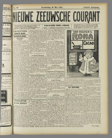Nieuwe Zeeuwsche Courant 1912-05-30