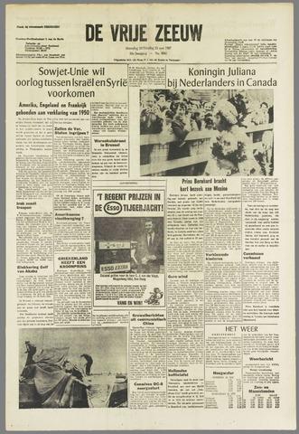 de Vrije Zeeuw 1967-05-22