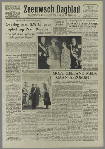 Zeeuwsch Dagblad 1957-05-22