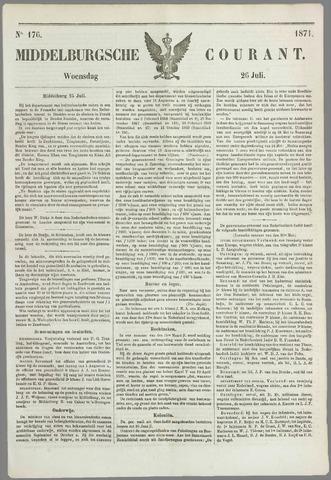 Middelburgsche Courant 1871-07-26