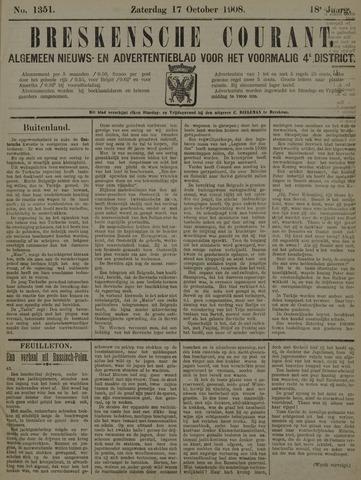Breskensche Courant 1908-10-17
