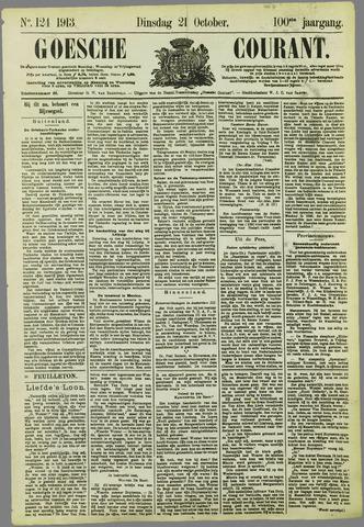 Goessche Courant 1913-10-21