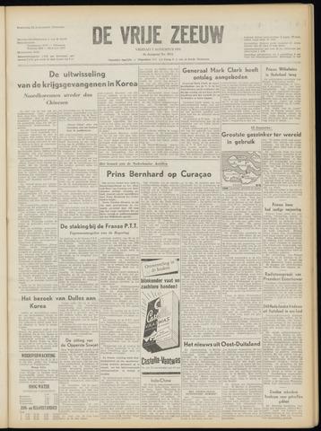 de Vrije Zeeuw 1953-08-07