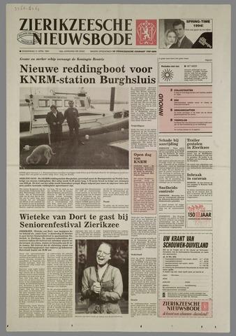 Zierikzeesche Nieuwsbode 1994-04-21