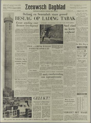 Zeeuwsch Dagblad 1959-03-27