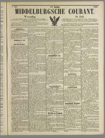Middelburgsche Courant 1906-07-18