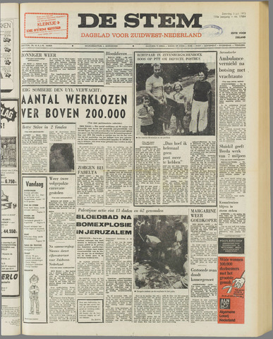de Stem 1975-07-05