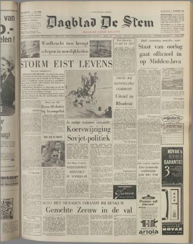 de Stem 1965-11-02