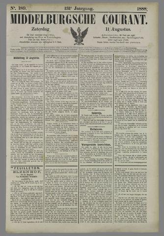 Middelburgsche Courant 1888-08-11