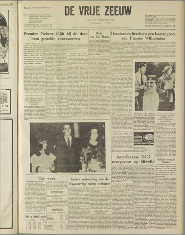 de Vrije Zeeuw 1962-12-03