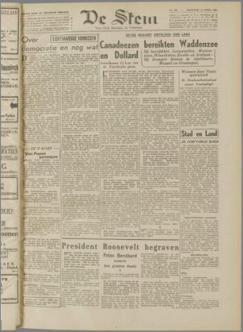 de Stem 1945-04-16