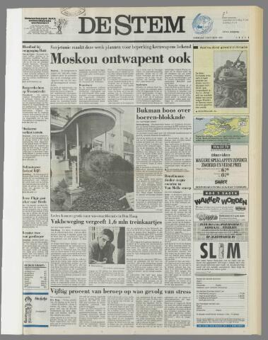de Stem 1991-10-01