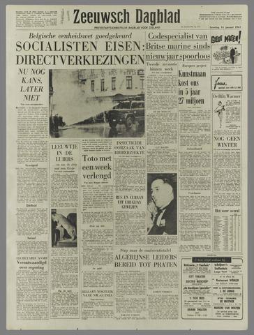 Zeeuwsch Dagblad 1961-01-14
