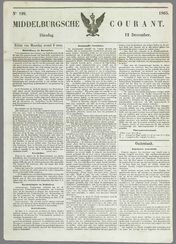 Middelburgsche Courant 1865-12-12