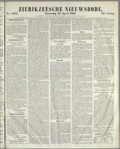 Zierikzeesche Nieuwsbode 1881-04-23