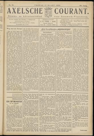 Axelsche Courant 1938-03-11