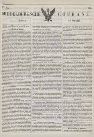 Middelburgsche Courant 1866-01-30
