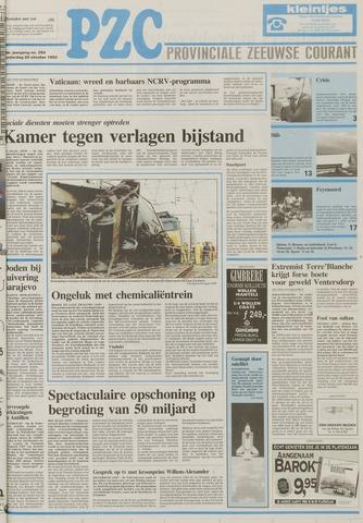 Provinciale Zeeuwse Courant 1993-10-28
