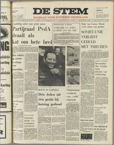 de Stem 1969-01-13