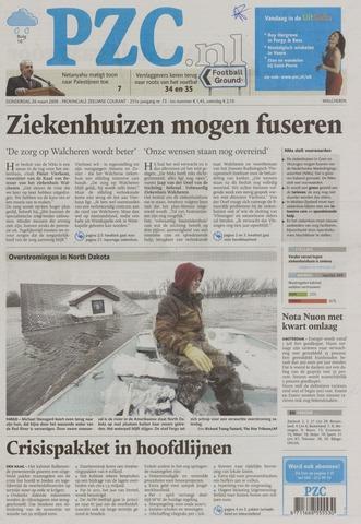 Provinciale Zeeuwse Courant 2009-03-26