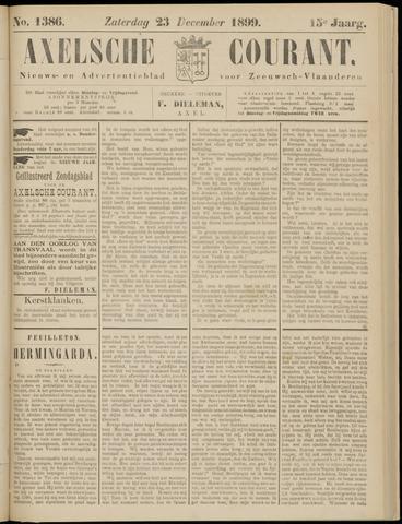 Axelsche Courant 1899-12-23