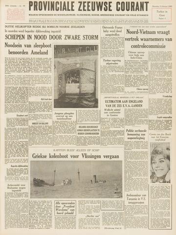 Provinciale Zeeuwse Courant 1965-02-15