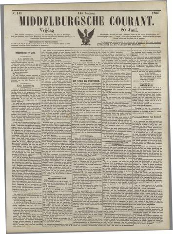 Middelburgsche Courant 1902-06-20