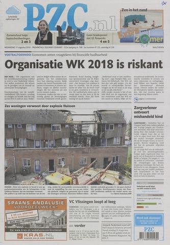 Provinciale Zeeuwse Courant 2010-08-11