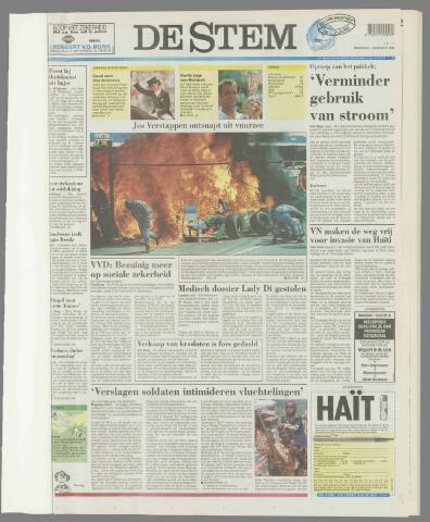 de Stem 1994-08-01