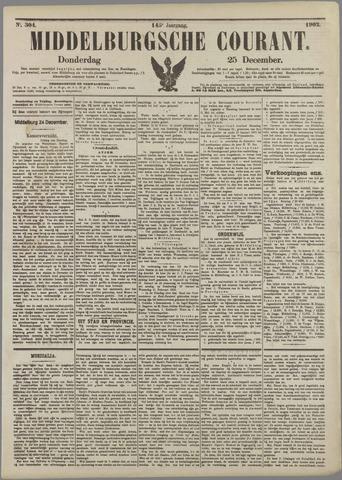 Middelburgsche Courant 1902-12-25