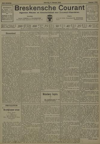 Breskensche Courant 1932-02-06