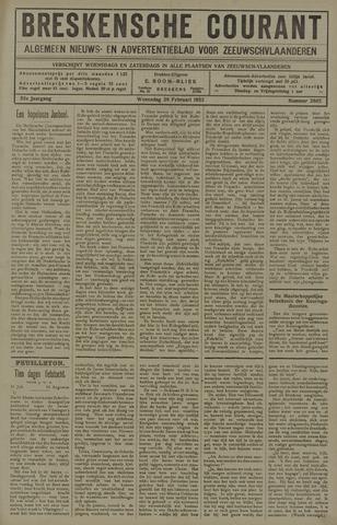 Breskensche Courant 1923-02-28